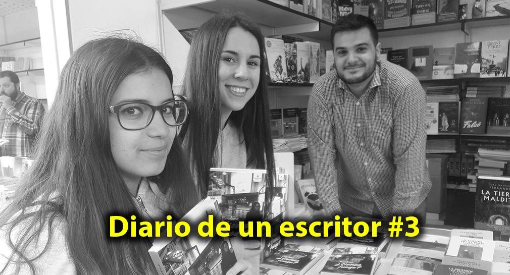 Fran López Castillo Diario de un escritor #3