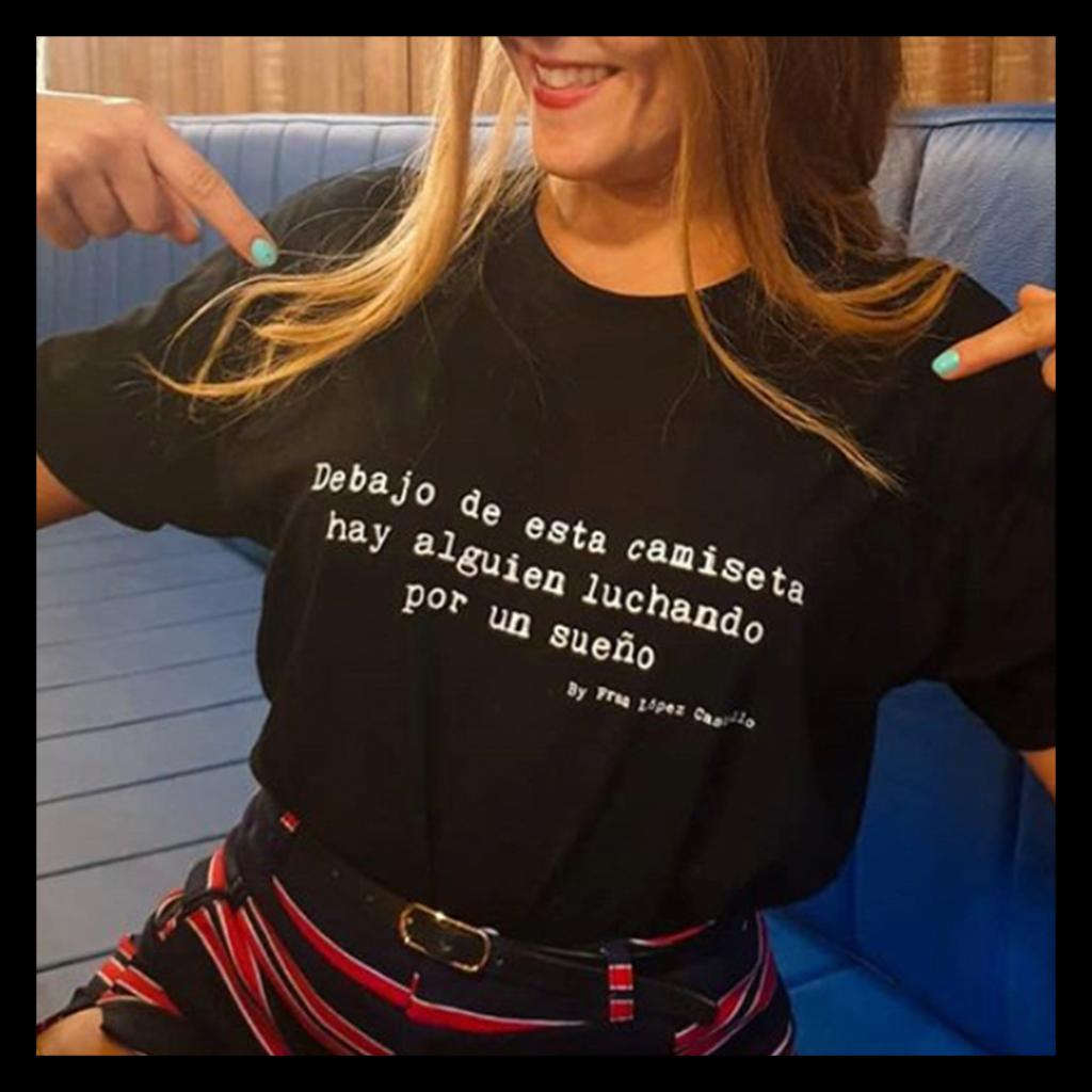 Camisetas de Fran López Castillo