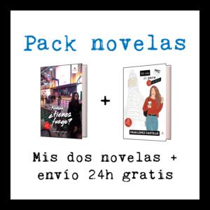 Pack novelas